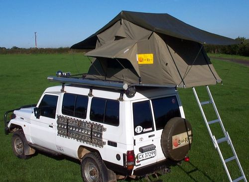 Eezi Awn Rooftop Trailer Tents Everything 4 Wheel Drive